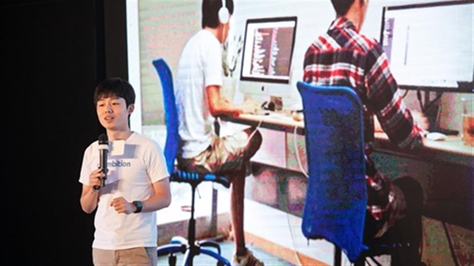 Young entrepreneur a startup 'poster boy'