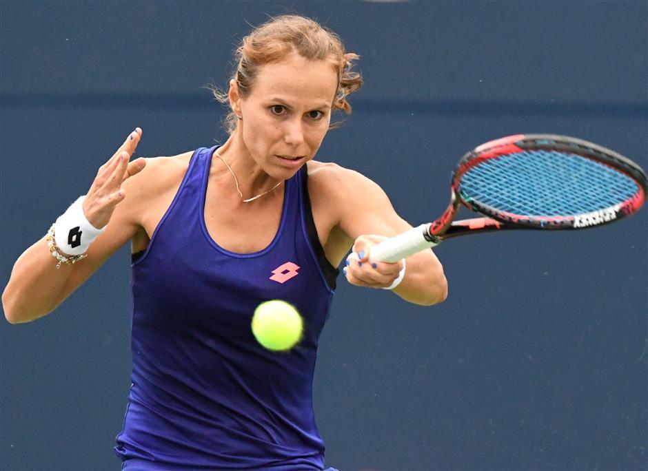 Venus wins but Mladenovic, Ostapenko upset at Rogers Cup