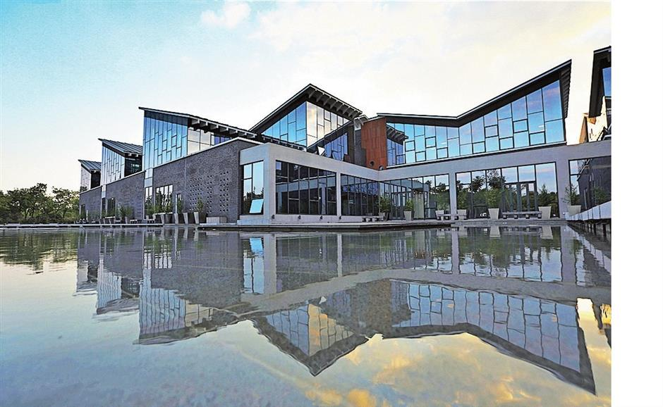 Architecture old and new tells the story of Jiading District