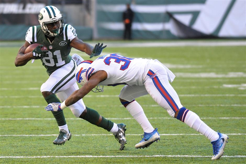 Jets WR Enunwa out for season