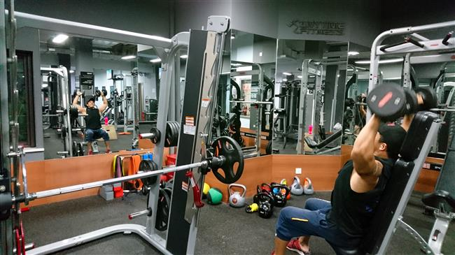 24-hour gyms step up to the mark in Shanghai