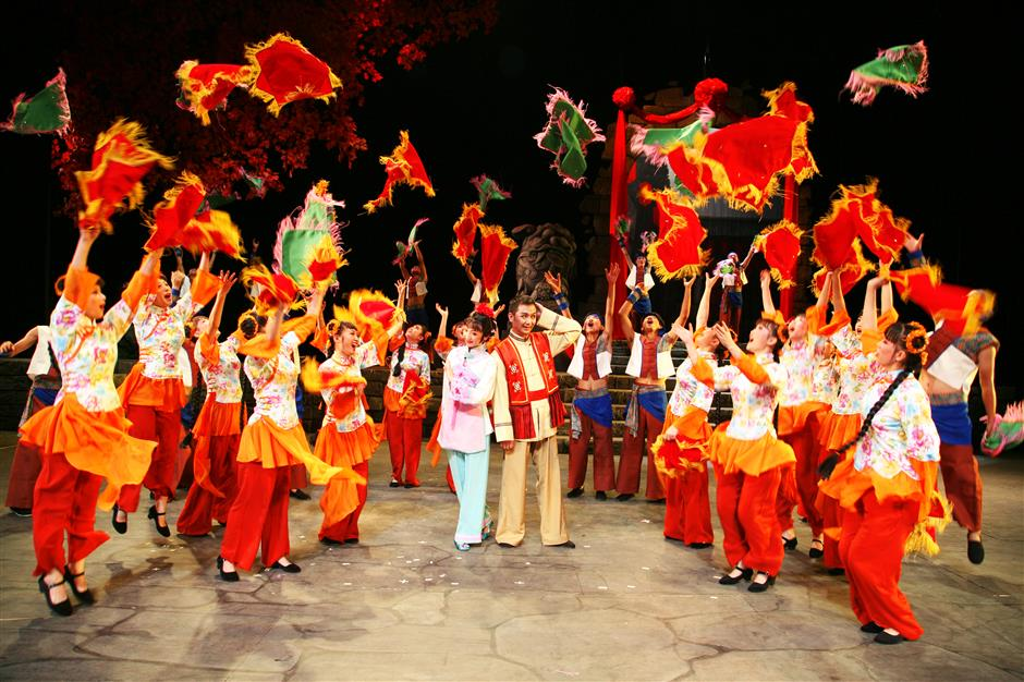 Guizhou to celebrate its cultural heritage with innovative folk performances