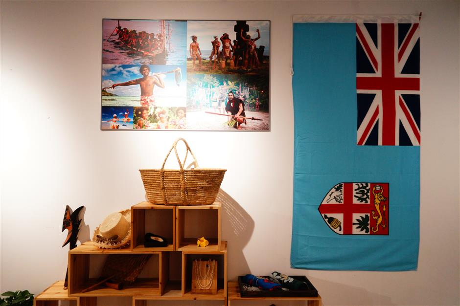 The hidden charms of South Pacific island nations displayed in Shanghai
