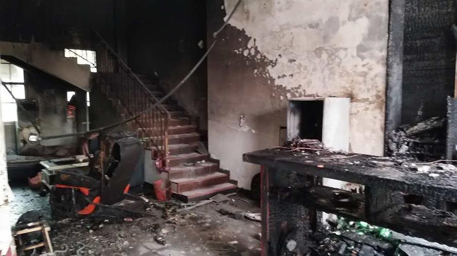 Party villa with no hotel license taken down