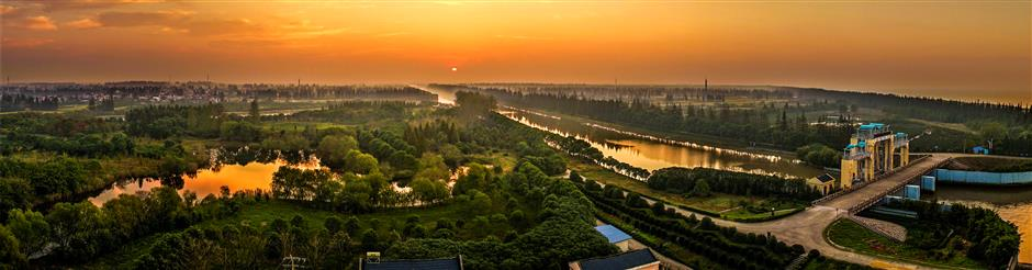 Picturing an even brighter future for Chongming