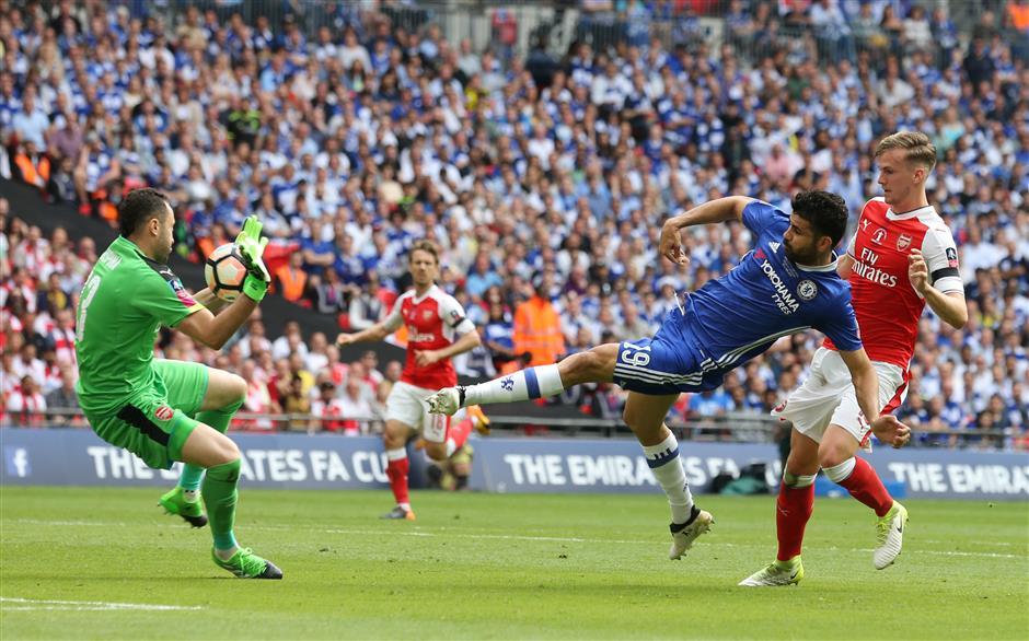 'I'm no criminal!' Costa blasts Chelsea