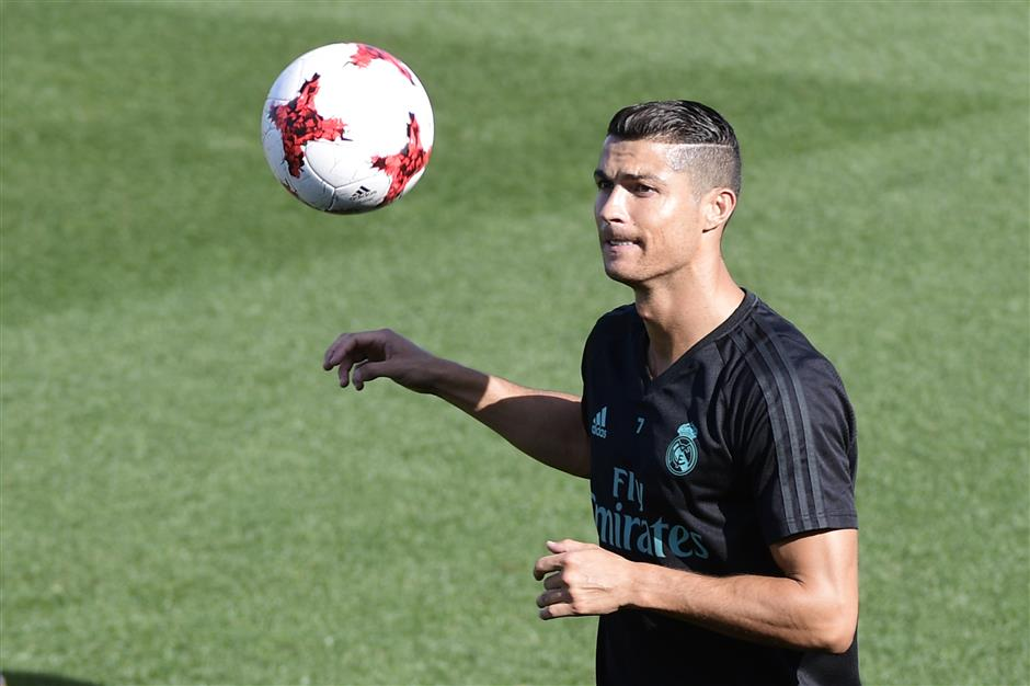 Zidane angered by five-game Ronaldo ban
