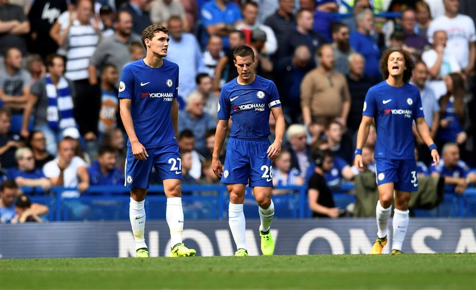 Confusion over transfer dealings underlies Chelsea's woes