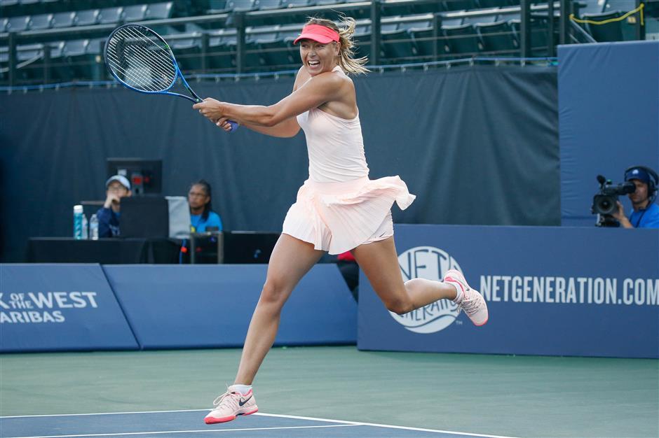 Sharapova gets main-draw wildcard at US Open