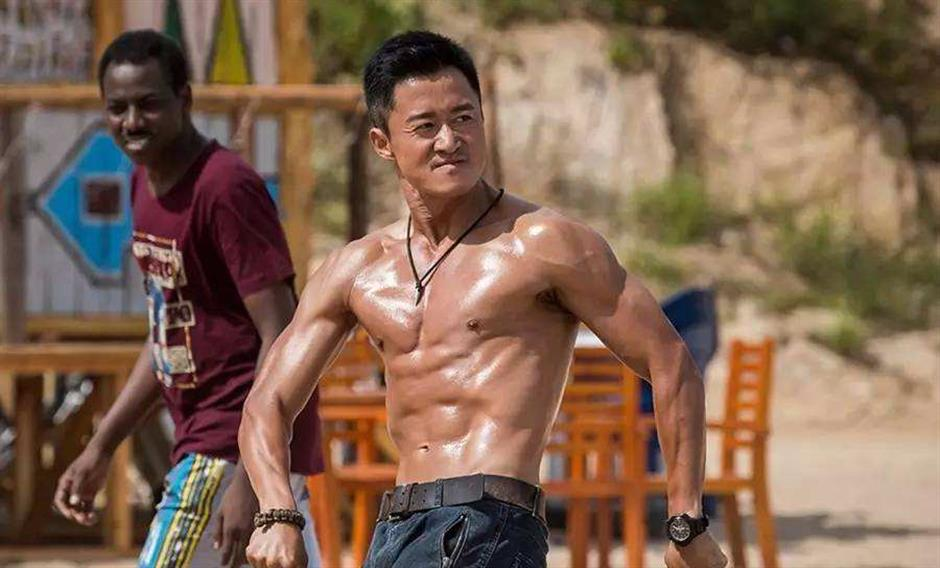 Does action hero in 'Wolf Warrior 2' signal the end for 'fresh little meat?'