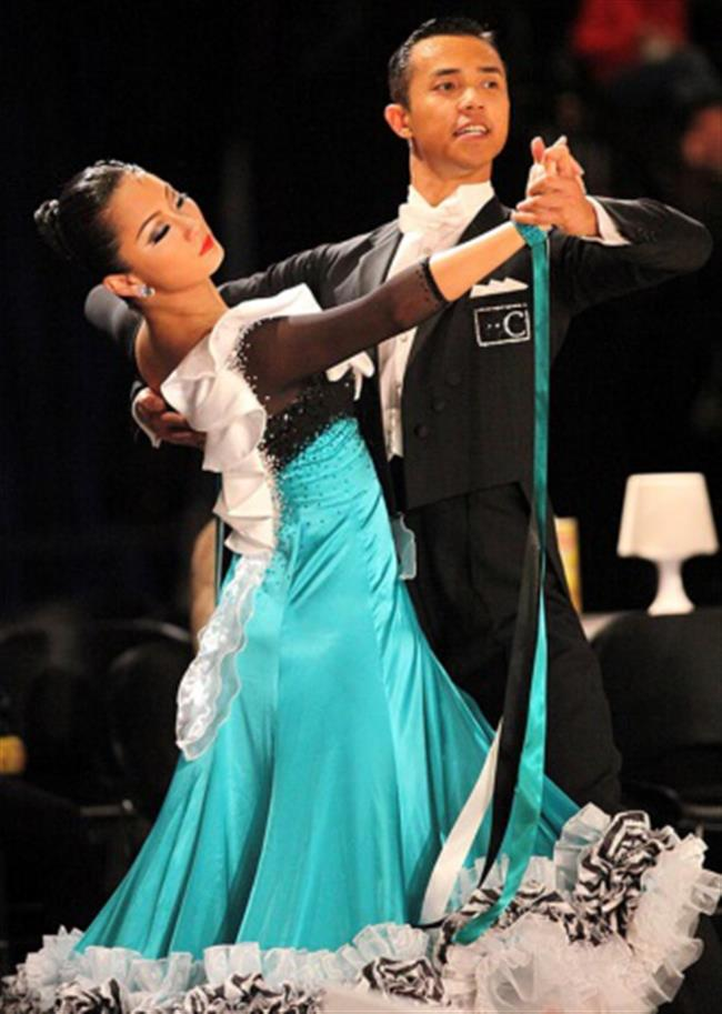 Baoshan District plays host the century-oldBlackpool Dance festival