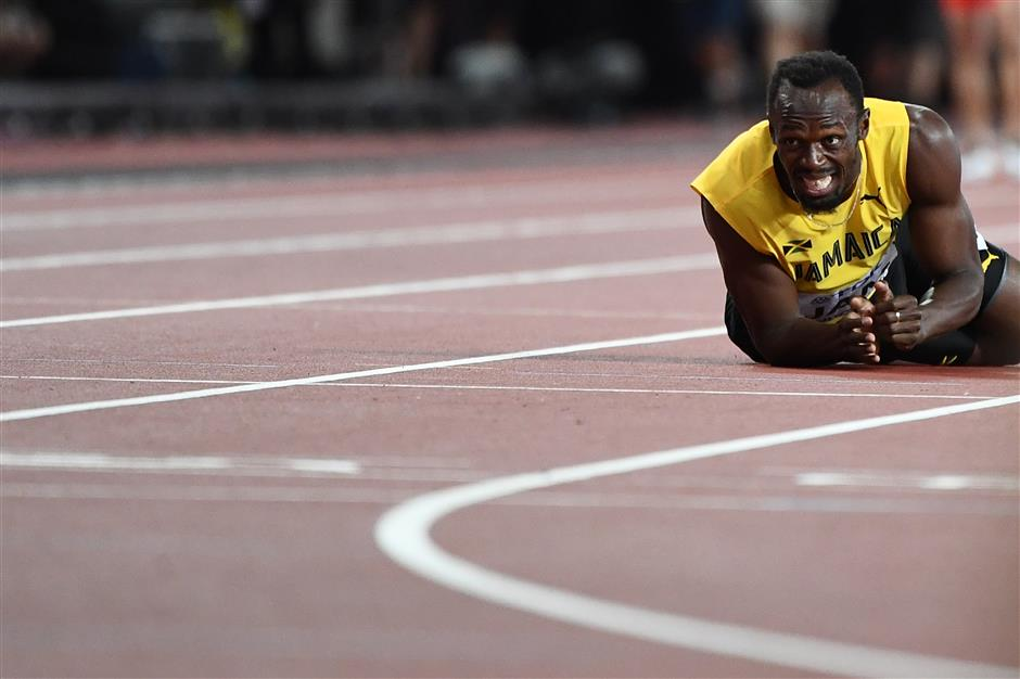 Bolt reveals injury details, rounds on doubters