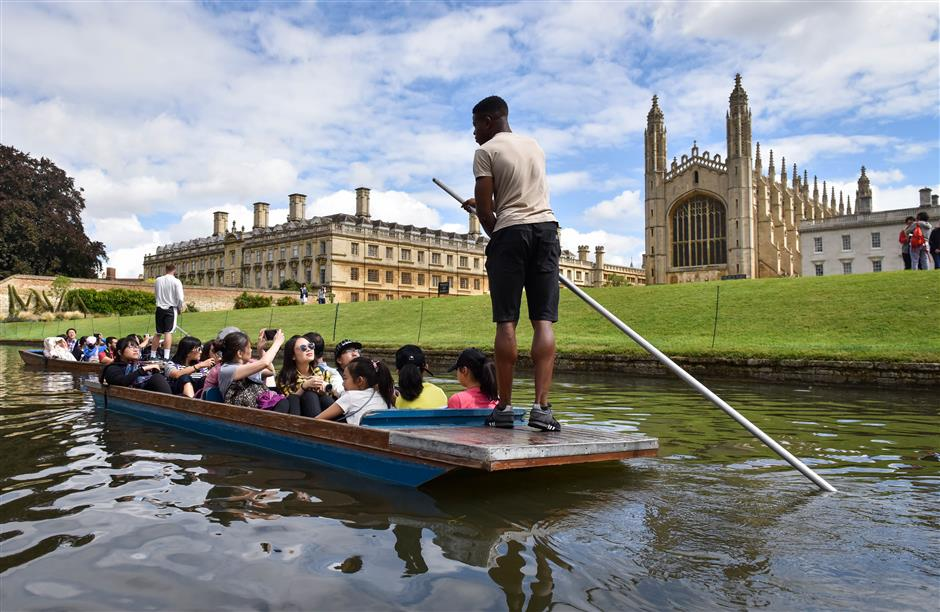 The summer overseas study tours where little is learned