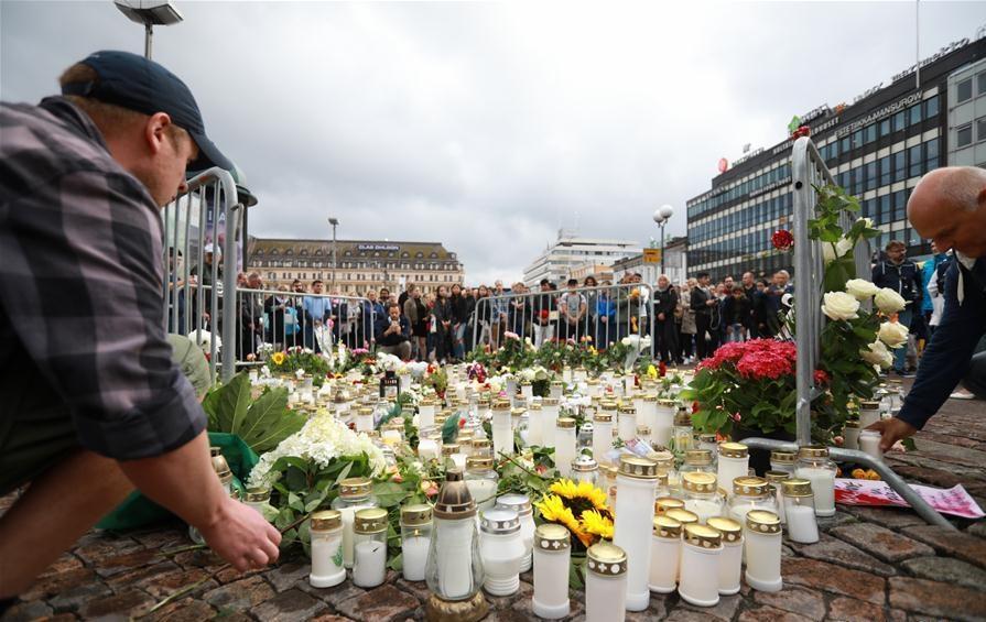Finland investigates stabbings as possible terror attacks, warn against polarization