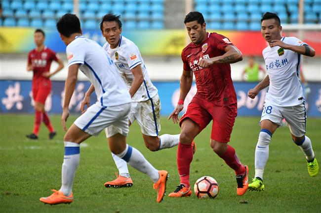 SIPG giving up on league after weekend defeat