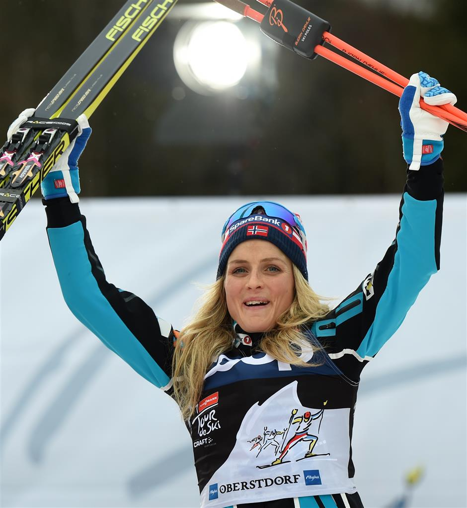 Norwegian cross-country skier Johaug to miss Olympics as CAS extends doping ban