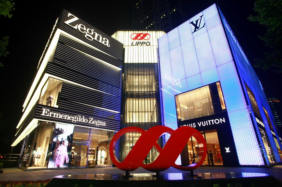 Chinese set to go on luxury spending spree