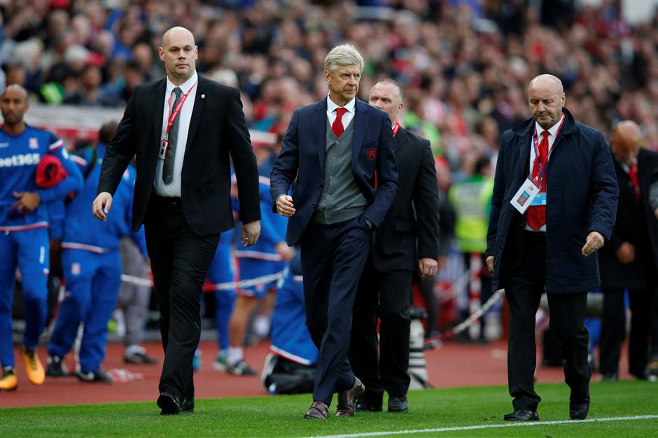 Arsenal failings exposed in 'Big Six' matches