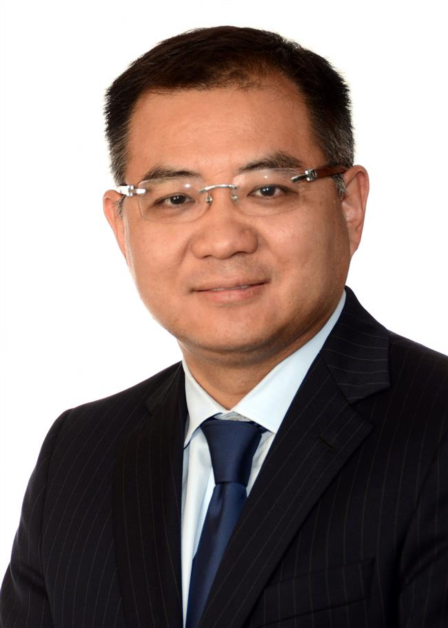 Ford names new CEO for Ford China