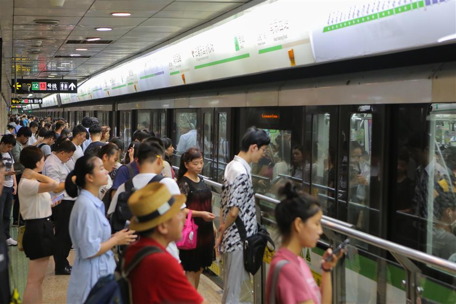 Heatwavesmay be behind Metro's woes