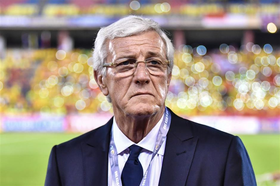 Lippi to stay on until 2019 Asian Cup, says Chinese FA