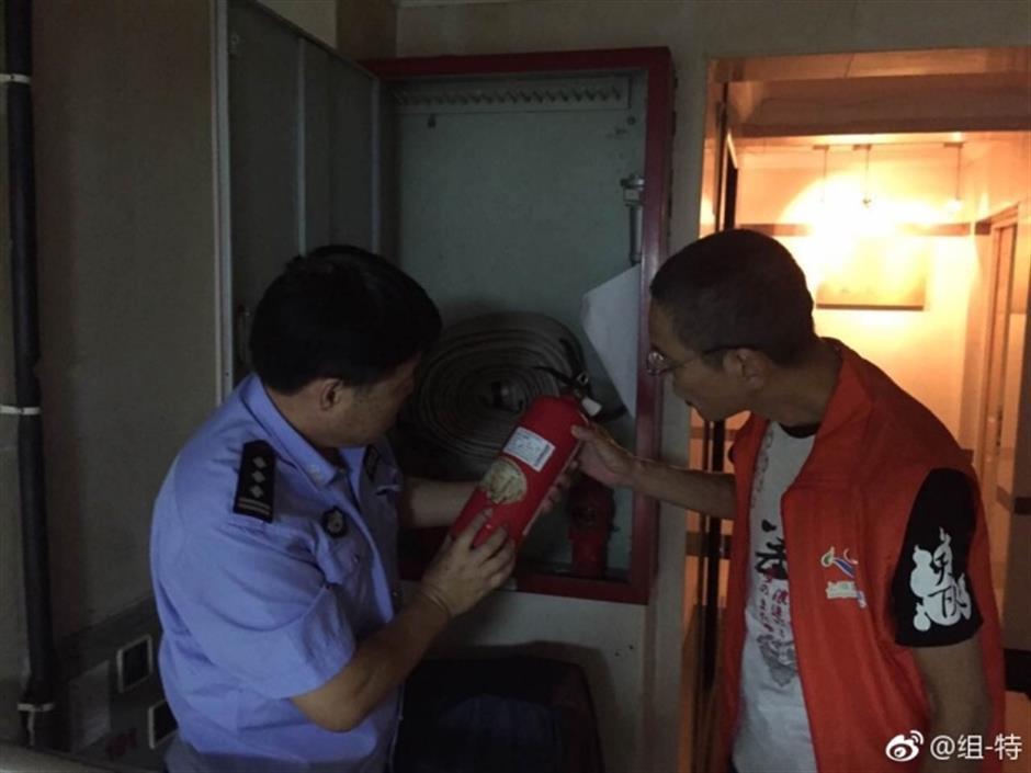 Shanghai police announce 'intensive campaign' against crimes