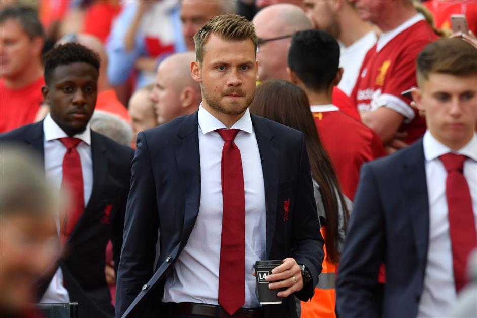 Mignolet still Liverpool's No. 1, says Klopp