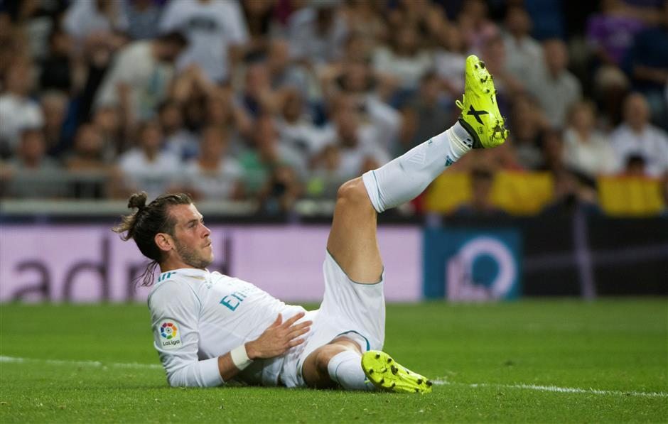 Bale may be running out of time at Real
