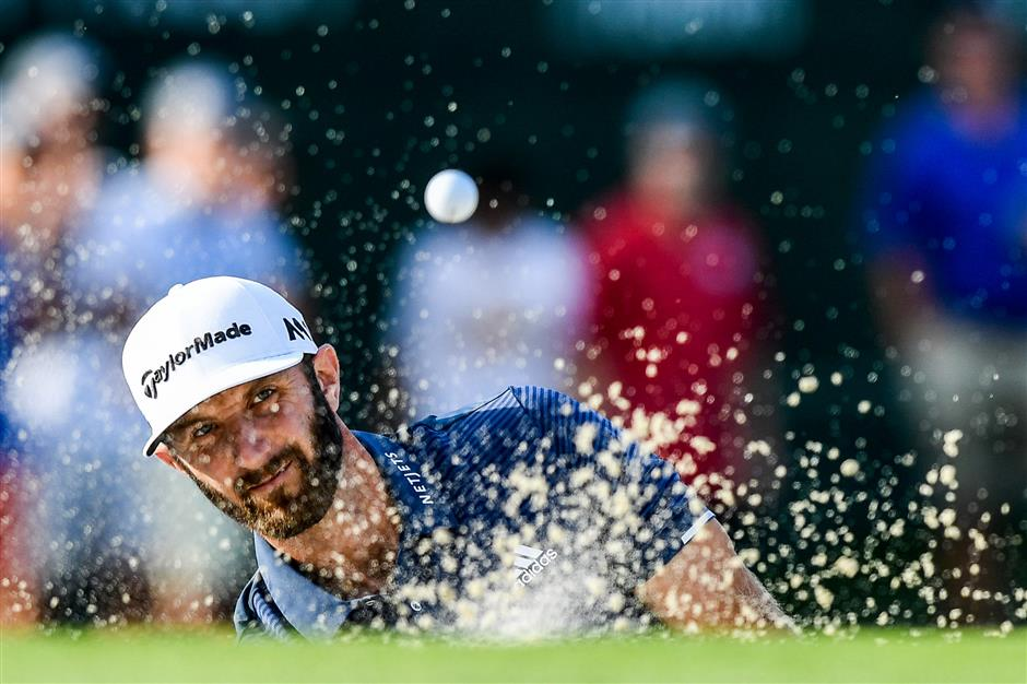 A hard road for Johnson, and a tough victory over Spieth