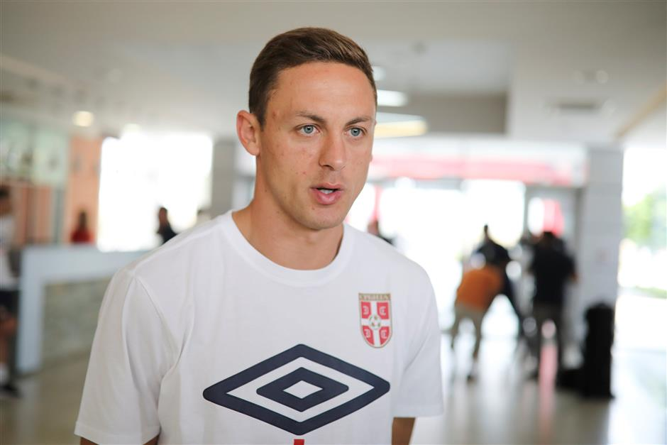 United well equipped for double bid, says Matic