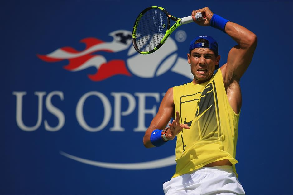 Relentless schedule taking toll on big-name players as US Open begins