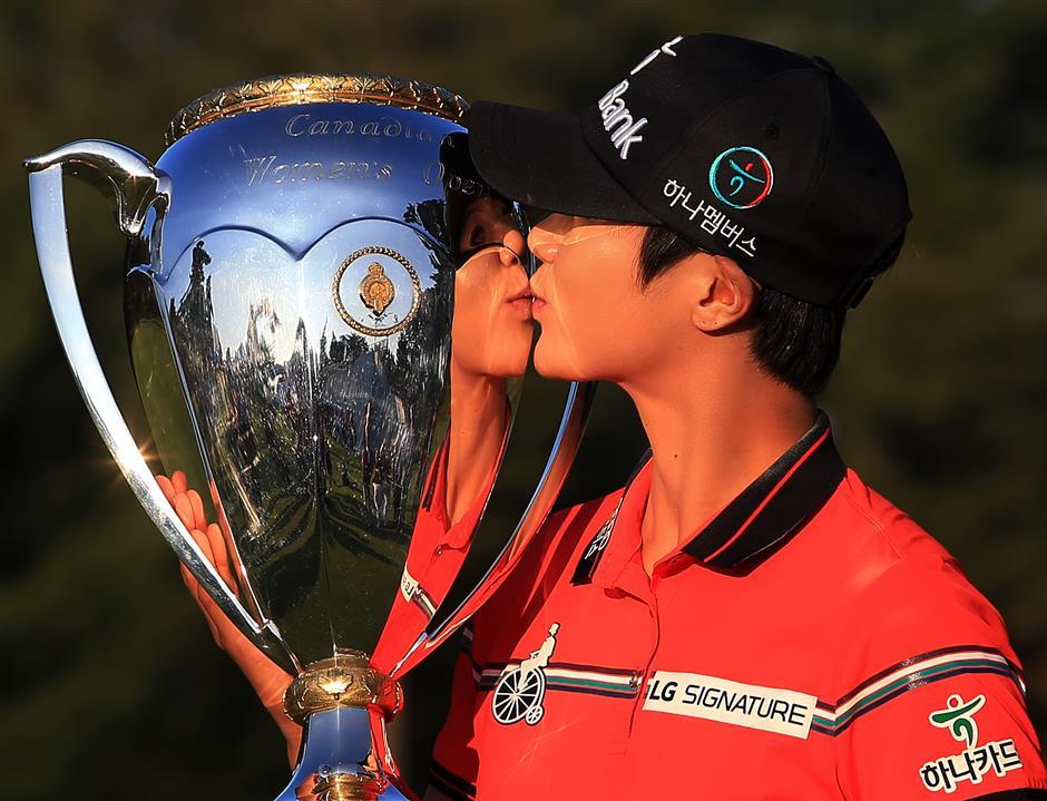 US Women's Open winner Park adds Canadian title to resume