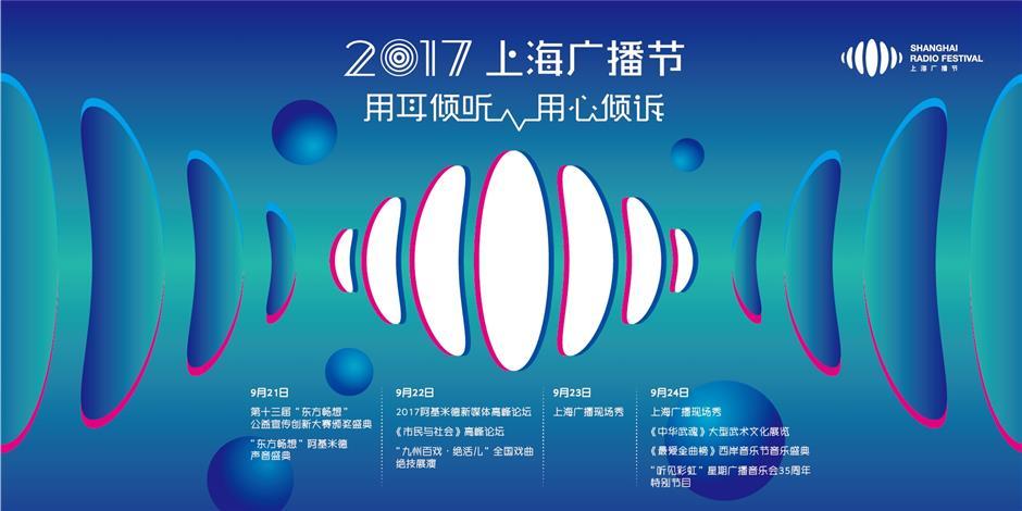 Third Shanghai Radio Festival to kick off in September