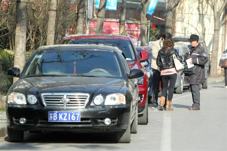 More streets opened to night parking