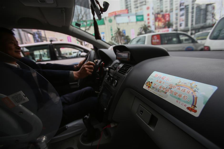 Taxis and tourist buses are causing more traffic accidents