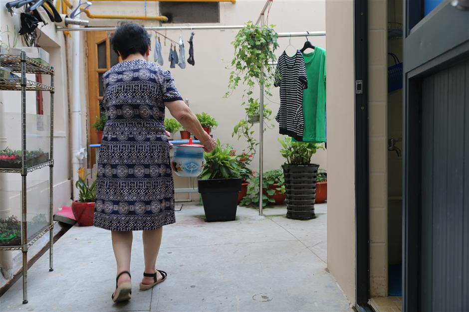Farewell to chamber pots, old homes get modern makeover