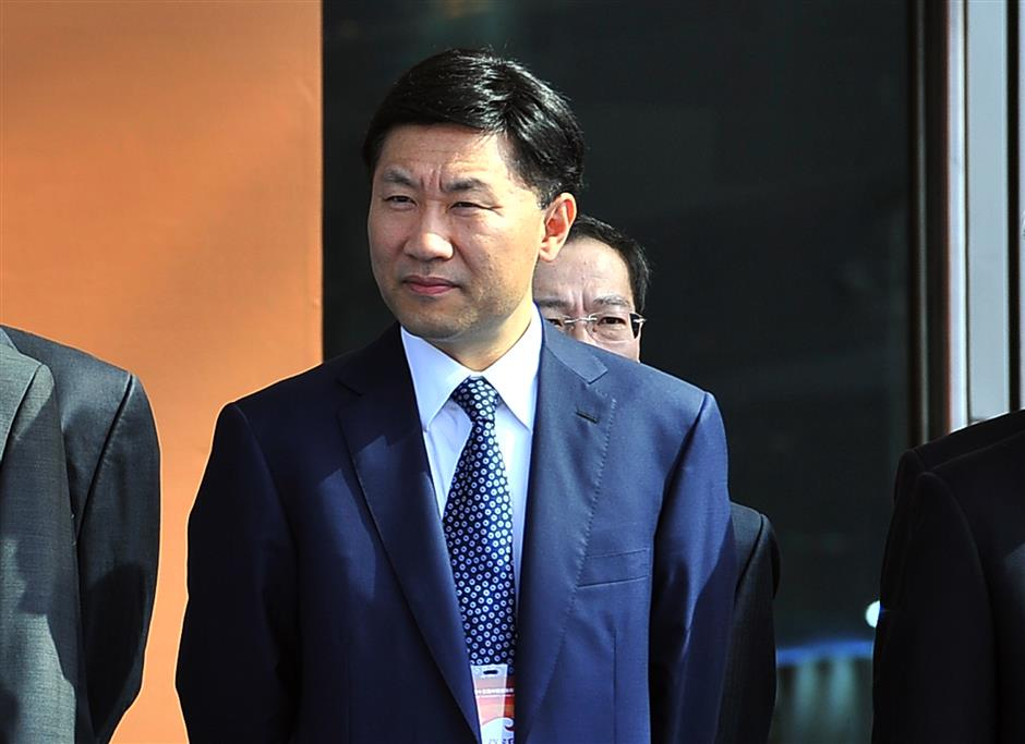 Yao Gang placed under coercive measures for alleged bribery