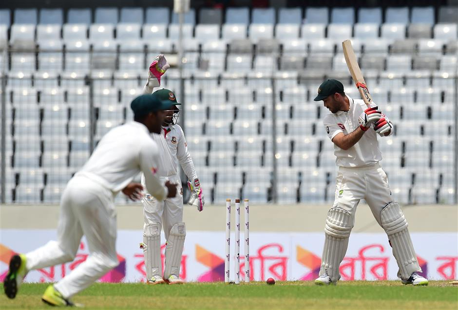 Bangladesh bust in test exposes familiar Australia fault-lines