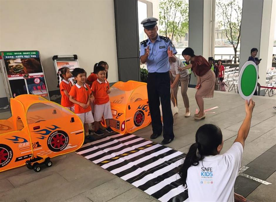 Plans to raise awareness as traffic accidents announced top cause of death