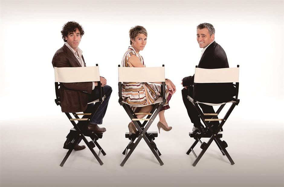 Matt LeBlanc shakes off the shadow of Friends in new role: Matt LeBlanc