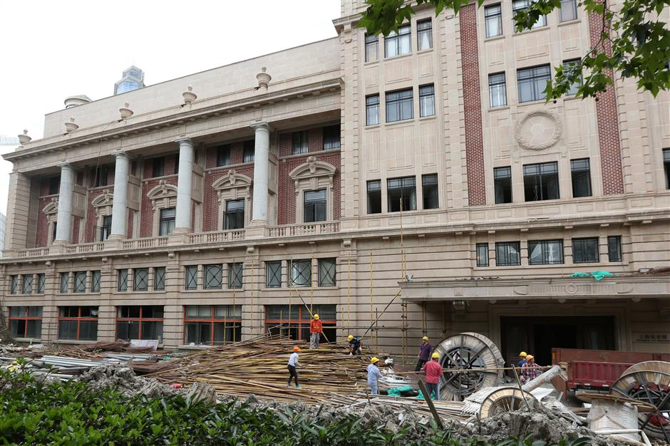Shanghai History Museum unveils its new look
