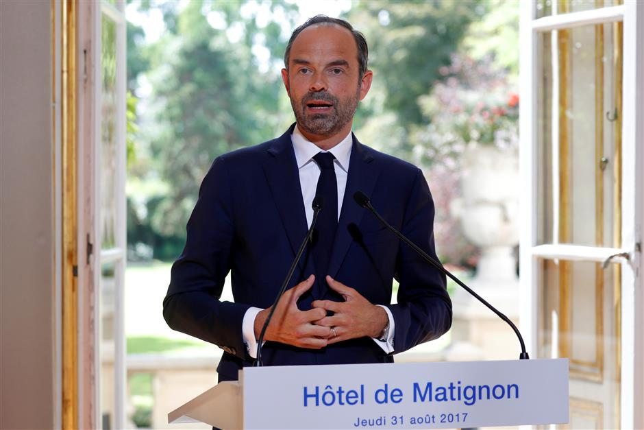 Macron unveils major overhaul of labor code
