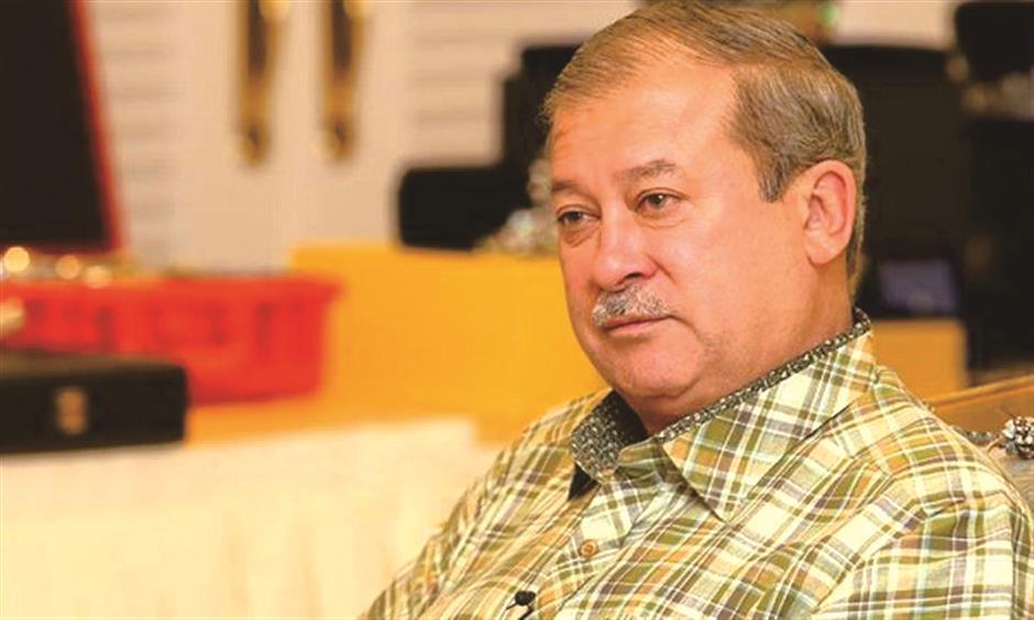 Malaysian royal throws down polo gauntlet