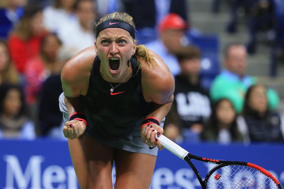 Kvitova's relaxed approach to US Open pays off