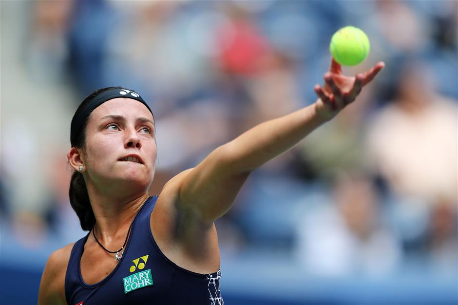 Sharapova's US Open ends; Williams faces Kvitova in quarters