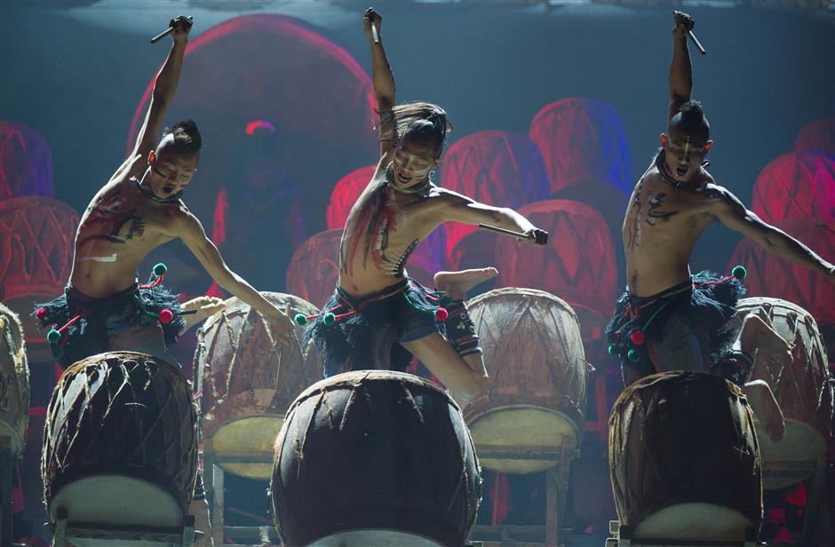 Shanghai's Poly Grand Theater offers third anniversary season
