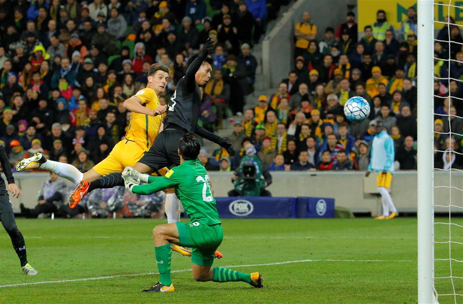 Australia faces nervous wait for World Cup fate after Thailand win
