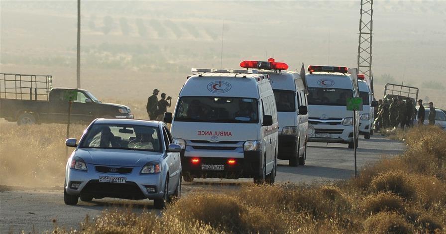 Syrian army breaks 3-year IS siege on Deir al-Zour city