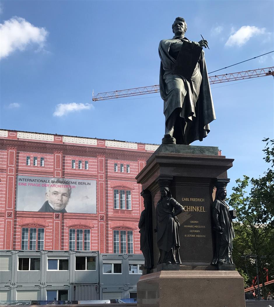 Schinkel: the man whose vision still shapes Berlin