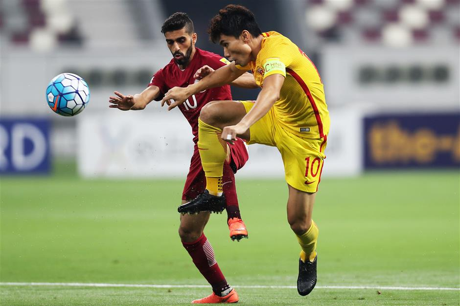 China out of World Cup but coach Lippi shows the way forward